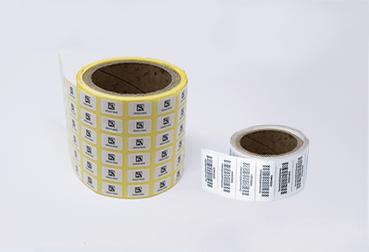étiquettes industrielles étiquettes datamatrix codes-barres Etik Ouest Etik Ouest concepteur et fabricant d'étiquettes pour tous secteurs d'activité