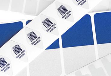 étiquettes industrielles étiquettes techniques industrielles Etik Ouest concepteur et fabricant d'étiquettes pour tous secteurs d'activité