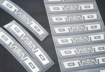 étiquettes tags RFID tag RFID étanche Etik Ouest concepteur et fabricant d'étiquettes pour tous secteurs d'activité