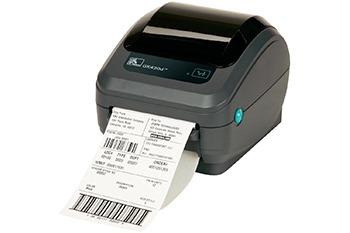 distributeur d'imprimante zebra