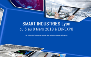 Présence d'EtikOuest à Smart Industries à Lyon Eurexpo