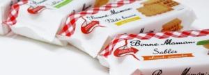 étiquettes ouvertures fermetures sur packaging