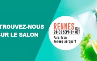 Etik Ouest présent au CFIA de Nantes parc de la beaujoire expofolia 29,30 septembre 2020 et 1 octobre2020